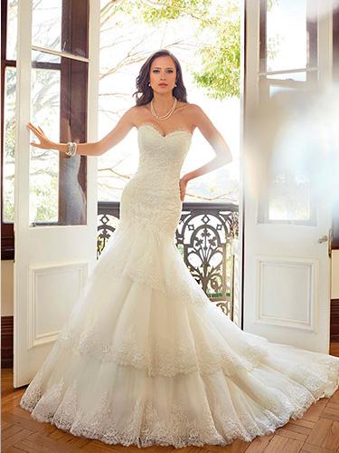 Vestido de Noiva - Y11567