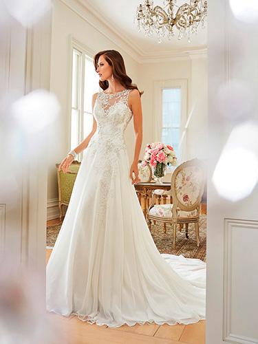 Vestido de Noiva - Y11570