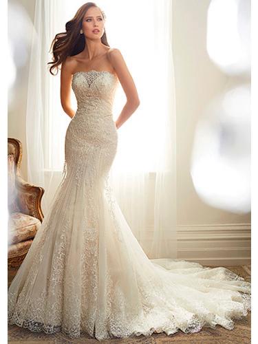 Vestido de Noiva - Y11574