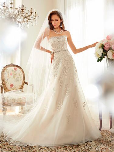 Vestido de Noiva - Y11575