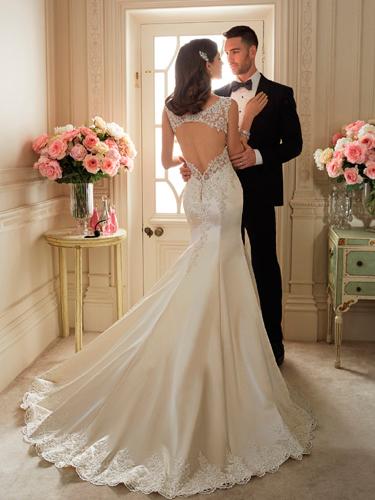 Vestido de Noiva - Y11629
