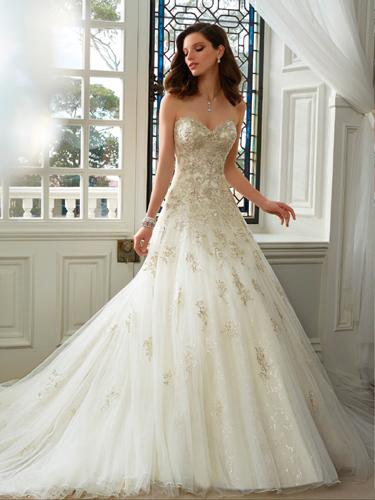 Vestido de Noiva - Y11630