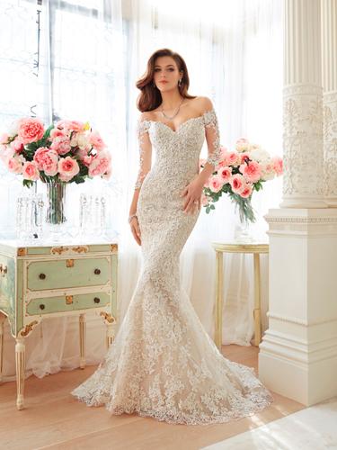 Vestido de Noiva - Y11632