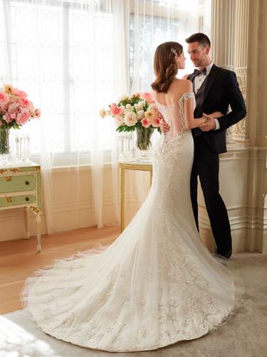 Vestido de Noiva - Y11634