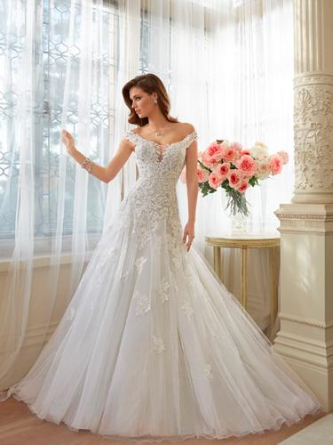 Vestido de Noiva - Y11635