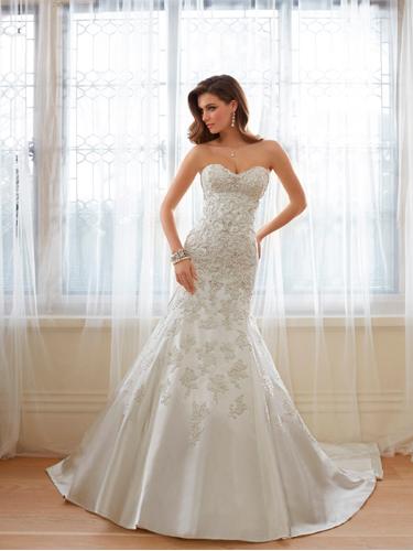 Vestido de Noiva - Y11636