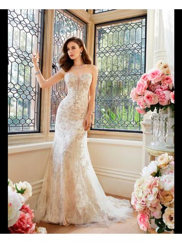 Vestido de Noiva - Y11639