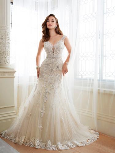 Vestido de Noiva - Y11643