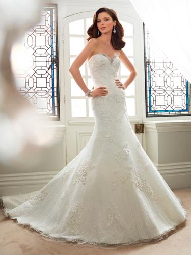 Vestido de Noiva - Y11645