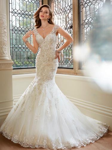 Vestido de Noiva - Y11646