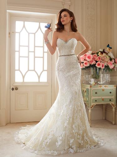 Vestido de Noiva - Y11649