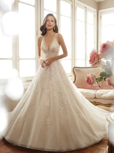 Vestido de Noiva - Y11701