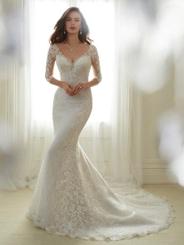 Vestido de Noiva - Y11702