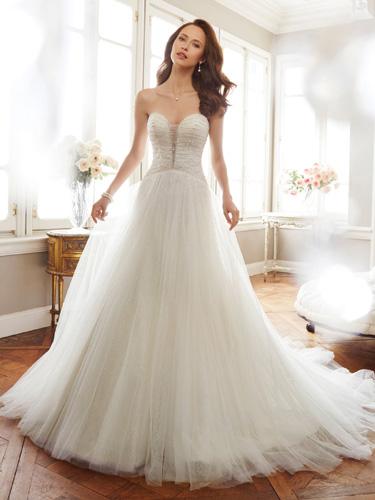 Vestido de Noiva - Y11703