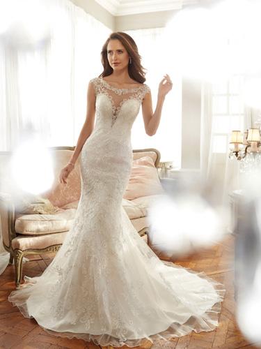 Vestido de Noiva - Y11704