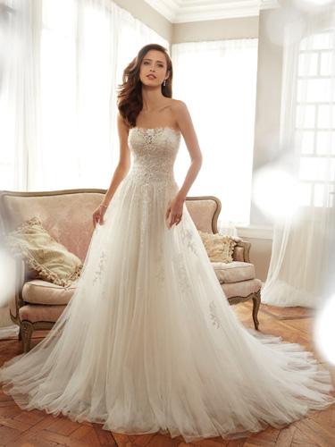 Vestido de Noiva - Y11706
