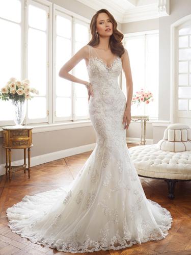 Vestido de Noiva - Y11712