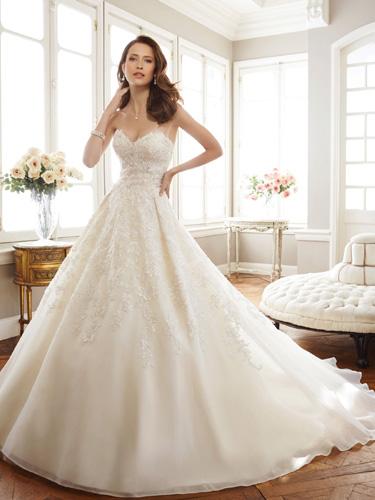 Vestido de Noiva - Y11713