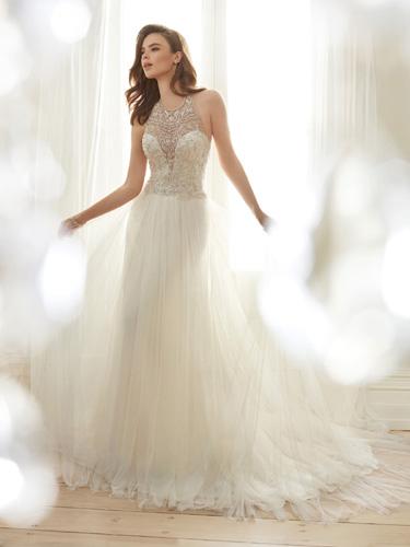 Vestido de Noiva - Y11714