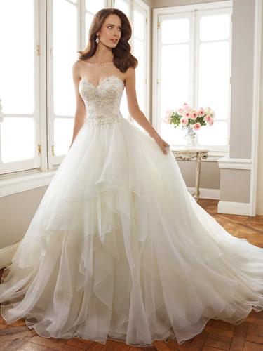 Vestido de Noiva - Y11716
