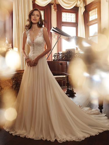 Vestido de Noiva - Y11717