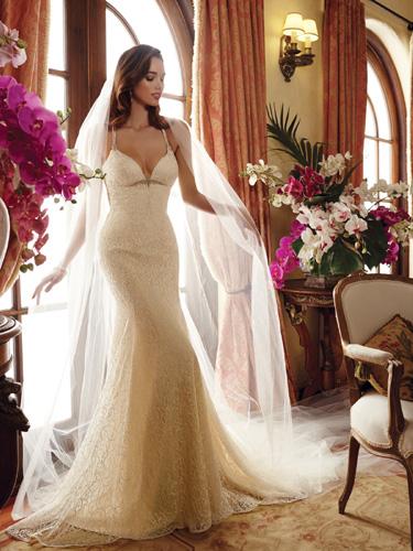 Vestido de Noiva - Y11718