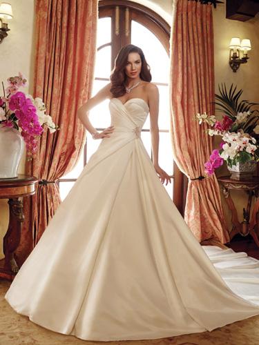 Vestido de Noiva - Y11721
