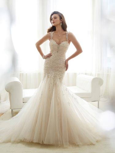 Vestido de Noiva - Y11722