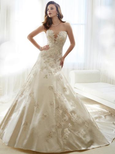 Vestido de Noiva - Y11723