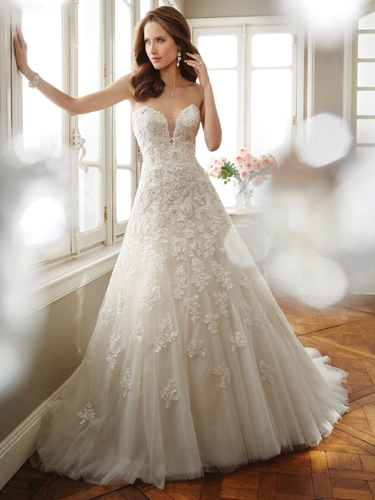 Vestido de Noiva - Y11725