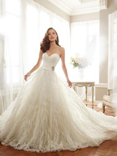 Vestido de Noiva - Y11726