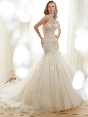 Vestido de Noiva - Y11727
