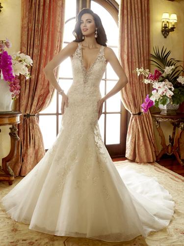 Vestido de Noiva - Y11730