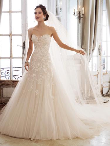 Vestido de Noiva - Y11866