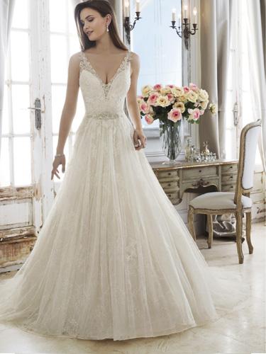 Vestido de Noiva - Y11871