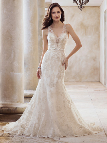 Vestido de Noiva - Y11883
