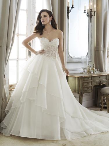 Vestido de Noiva - Y11885