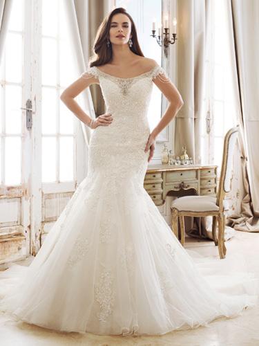Vestido de Noiva - Y11894