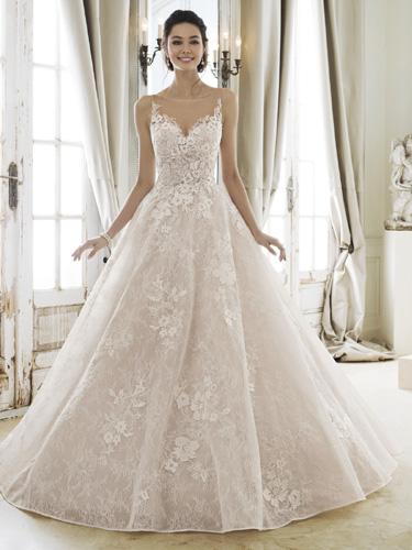 Vestido de Noiva - Y11897