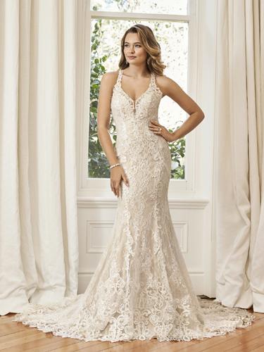 Vestido de Noiva - Y11944