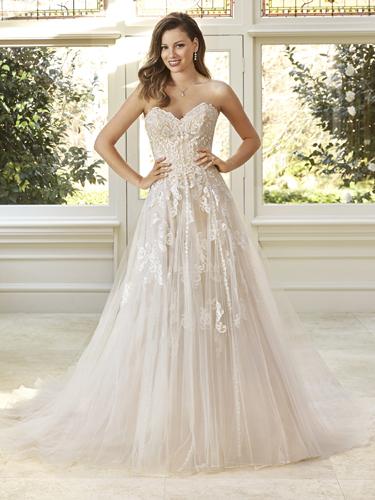 Vestido de Noiva - Y11949
