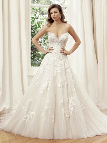 Vestido de Noiva - Y11953