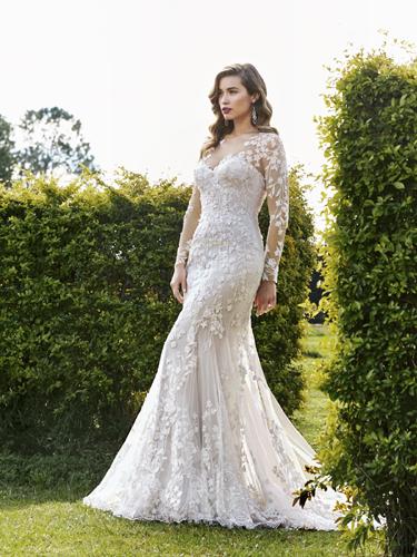 Vestido de Noiva - Y11964