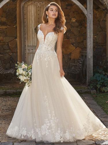 Vestido de Noiva - Y12011