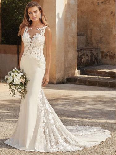 Vestido de Noiva - Y12013A