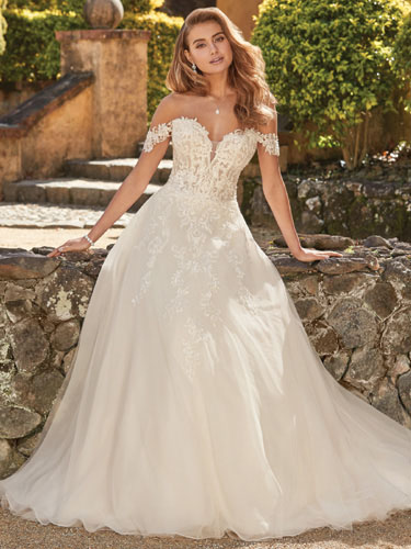 Vestido de Noiva - Y12019