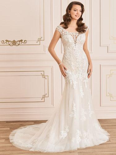 Vestido de Noiva - Y12027