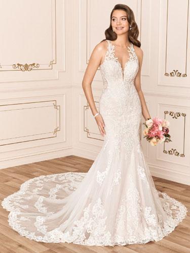 Vestido de Noiva - Y12030