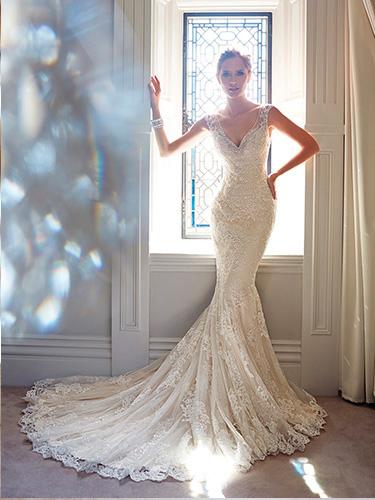 Vestido de Noiva - Y21432