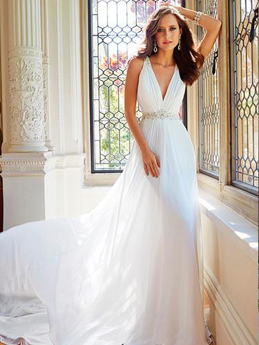 Vestido de Noiva - Y21435